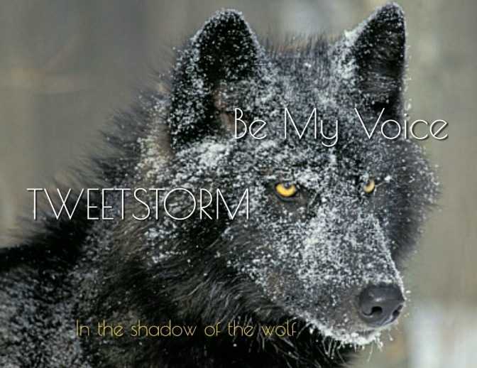 Tweet4Wolves-Stop H.J.Resolution 69